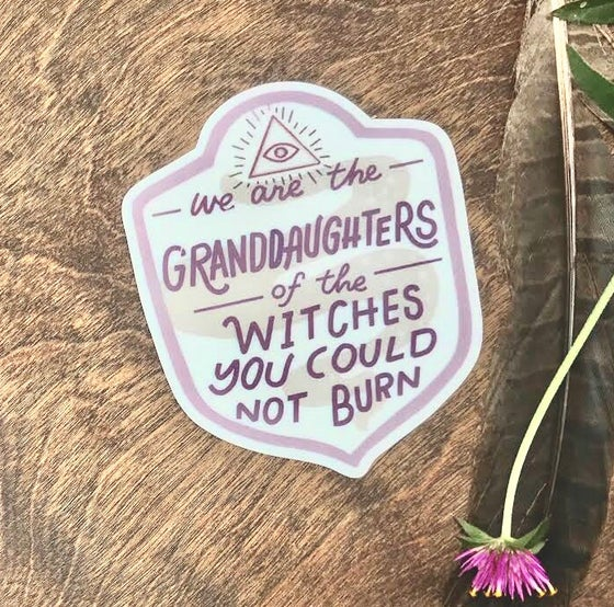 Image of Granddaughters - Vinyl Sticker