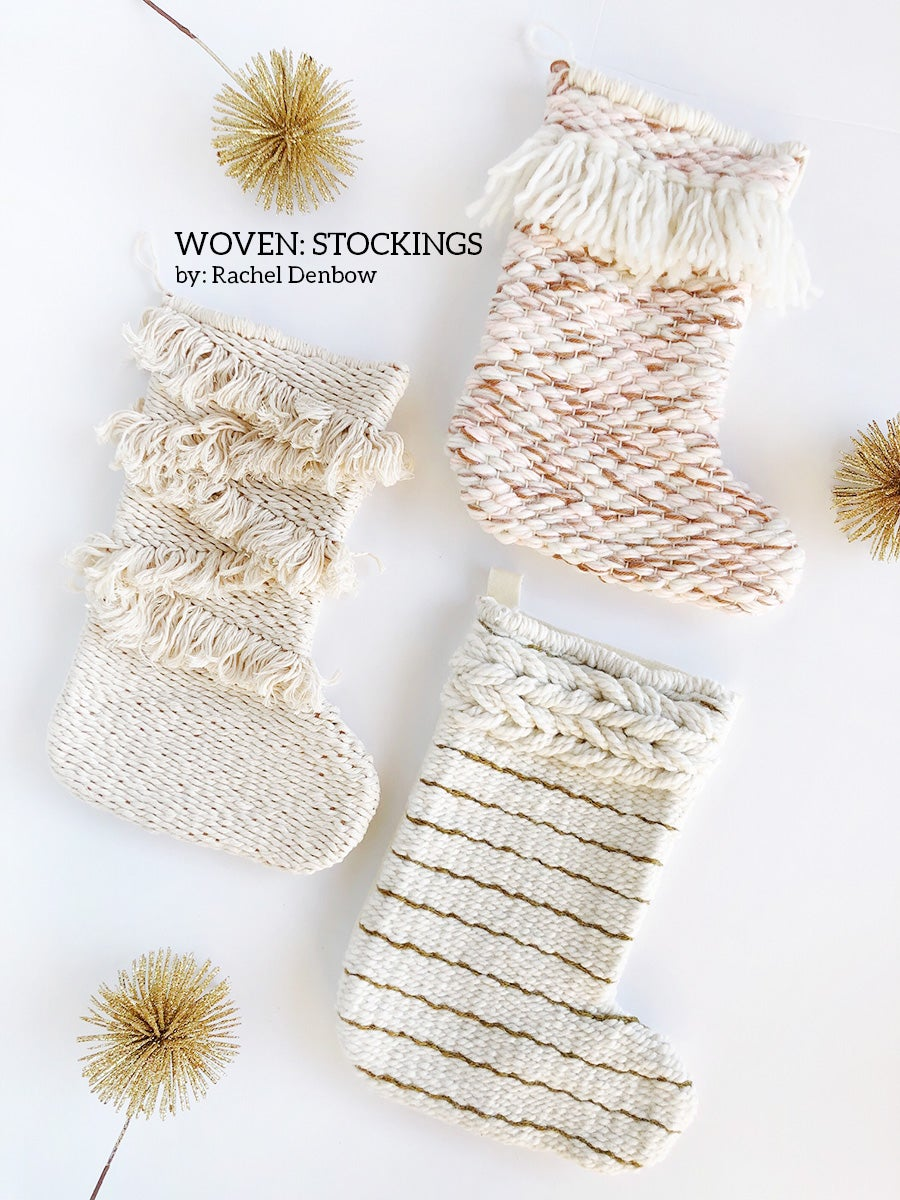 Image of Woven: Stockings Three Ways eCourse