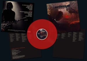 Image of LP - OUT OF THE DARK