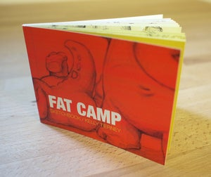 Image of FAT CAMP Sketchbook