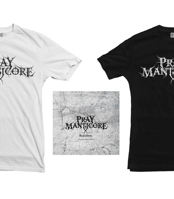 "Image of Pack album ""Rejections"" + T-shirt"