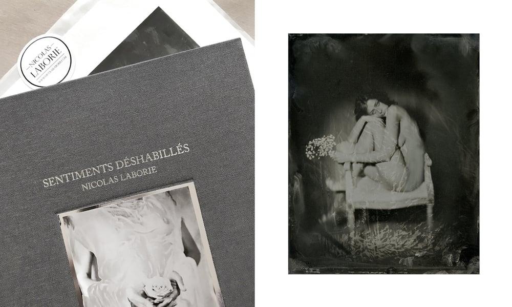 Image of Sentiments Déshabillés - Print set