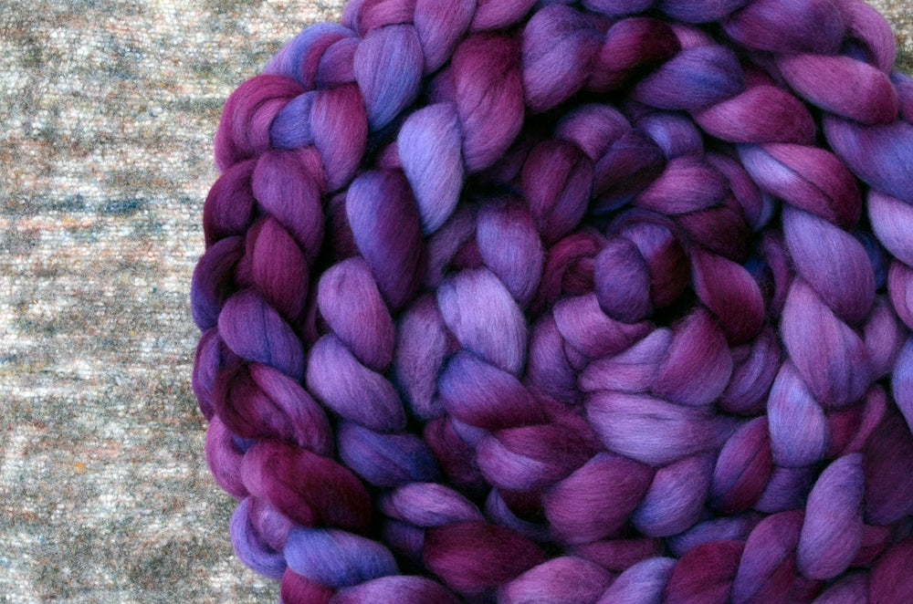 "Image of ""Cantankerous"" September Fiber Club Coordinates- PRE-ORDER - OPEN TO ALL - 4 oz."
