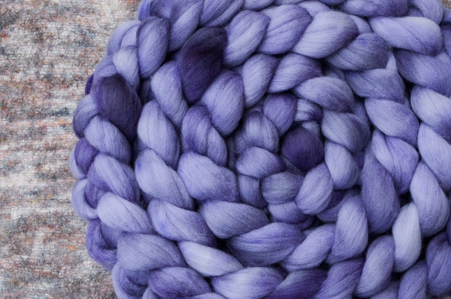 """Image of """"Disgruntled"""" September Fiber Club Coordinates- PRE-ORDER - OPEN TO ALL - 4 oz."""