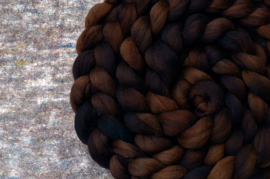 """Image of """"Crabby"""" September Fiber Club Coordinates- PRE-ORDER - OPEN TO ALL - 4 oz."""