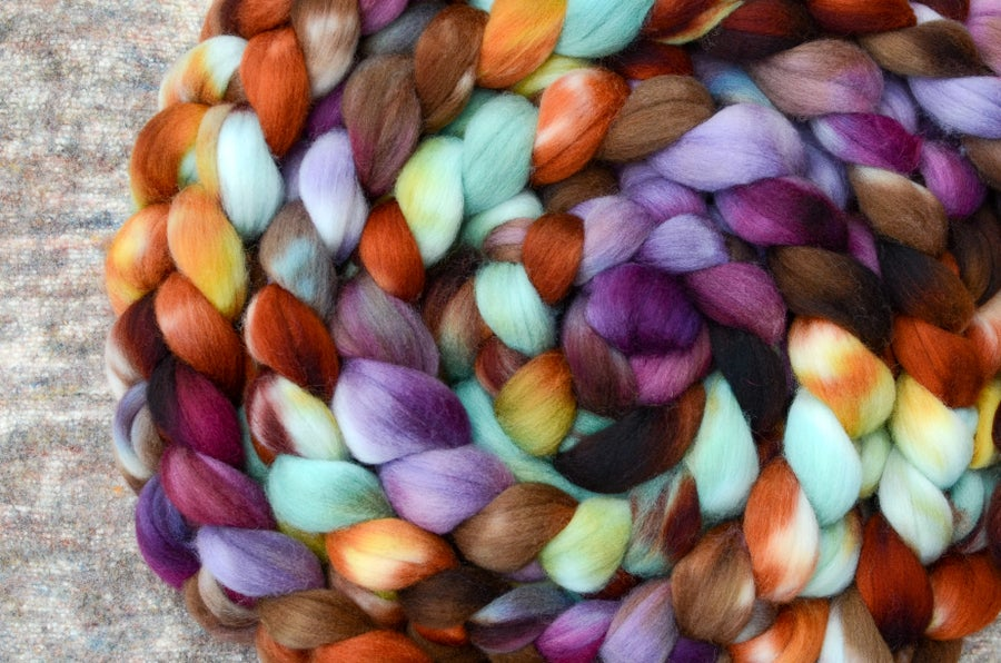 Image of September Fiber Club Extras - Grumpy - 4 oz. - OPEN TO ALL