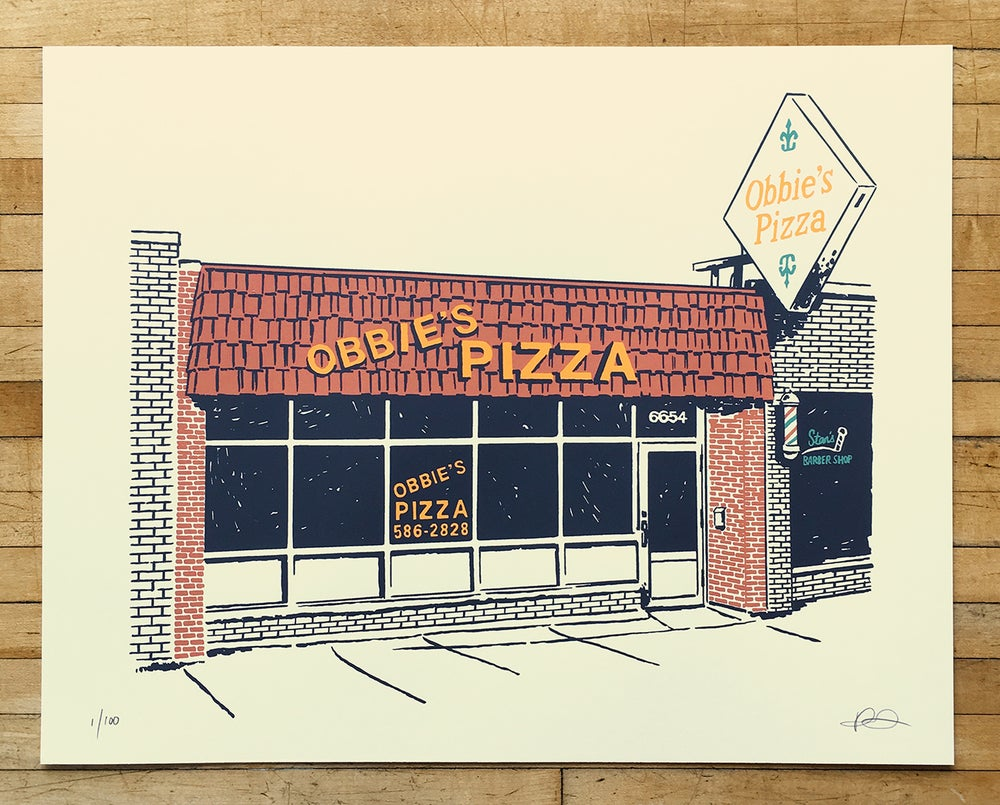 Image of Obbie's Pizza