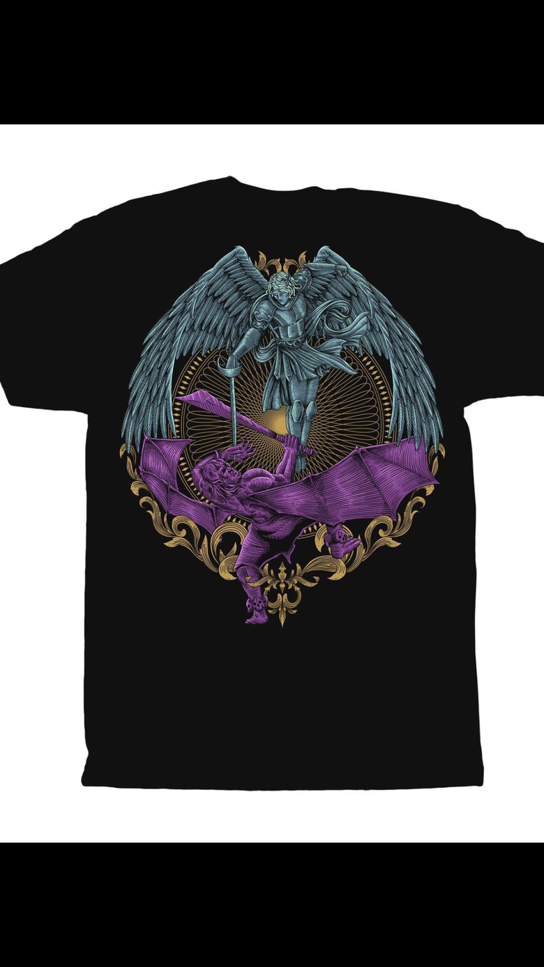 Image of Alter Ego Sword Fight Tee *PRE ORDERS**