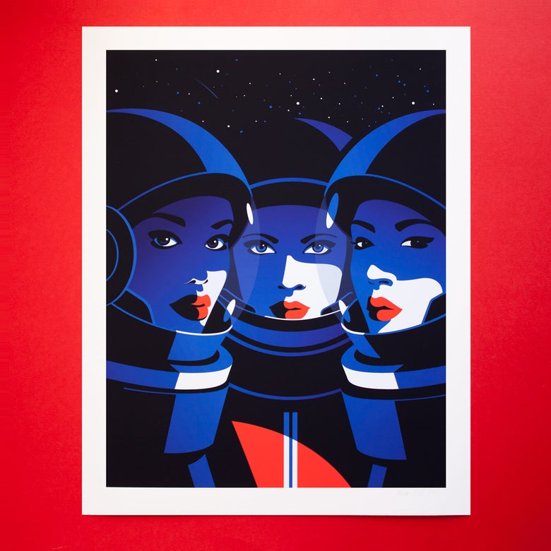 Image of Astronautes