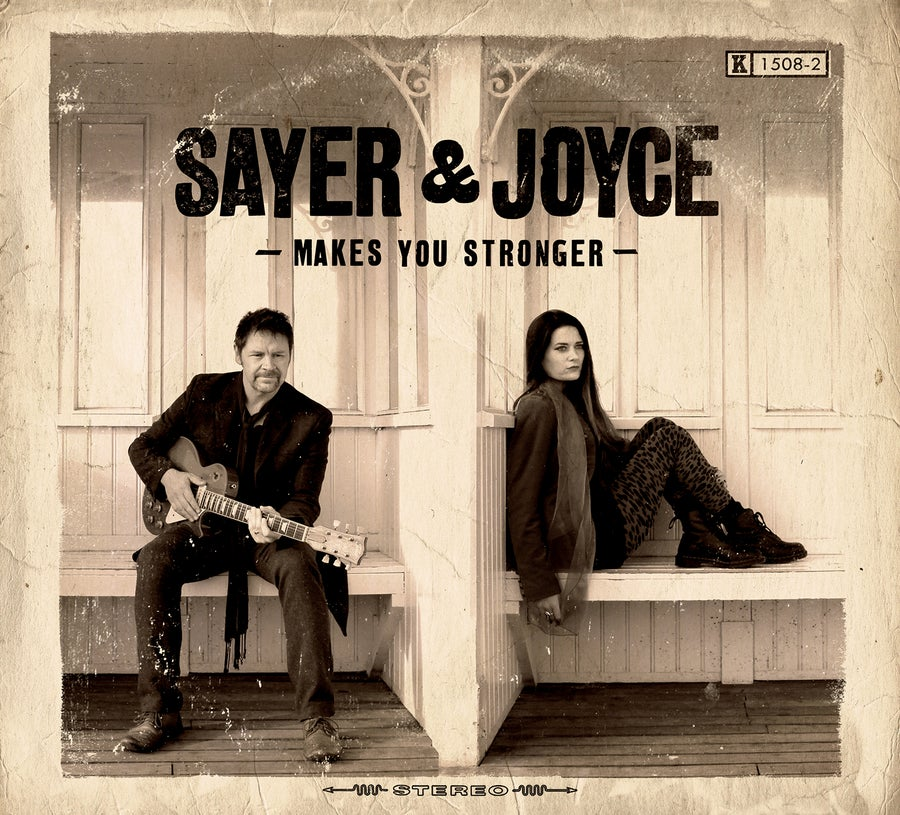 "Image of Sayer and Joyce - ""Makes You Stronger"""