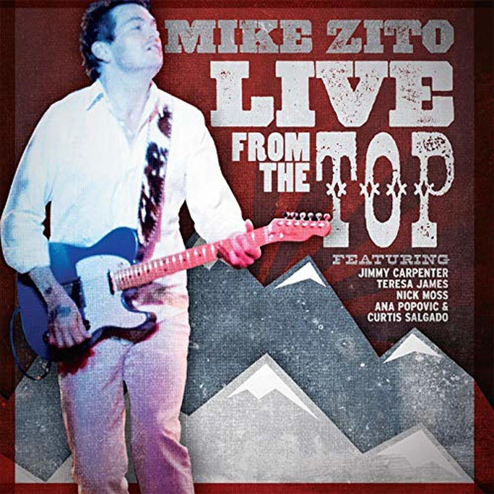 "Image of Mike Zito - ""Live From The Top"""