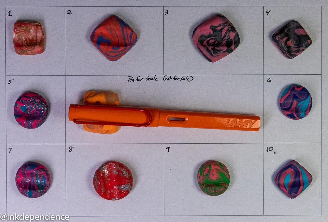 Image of (NEW) Pen Rests Group 8
