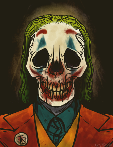 Image of Joker Print