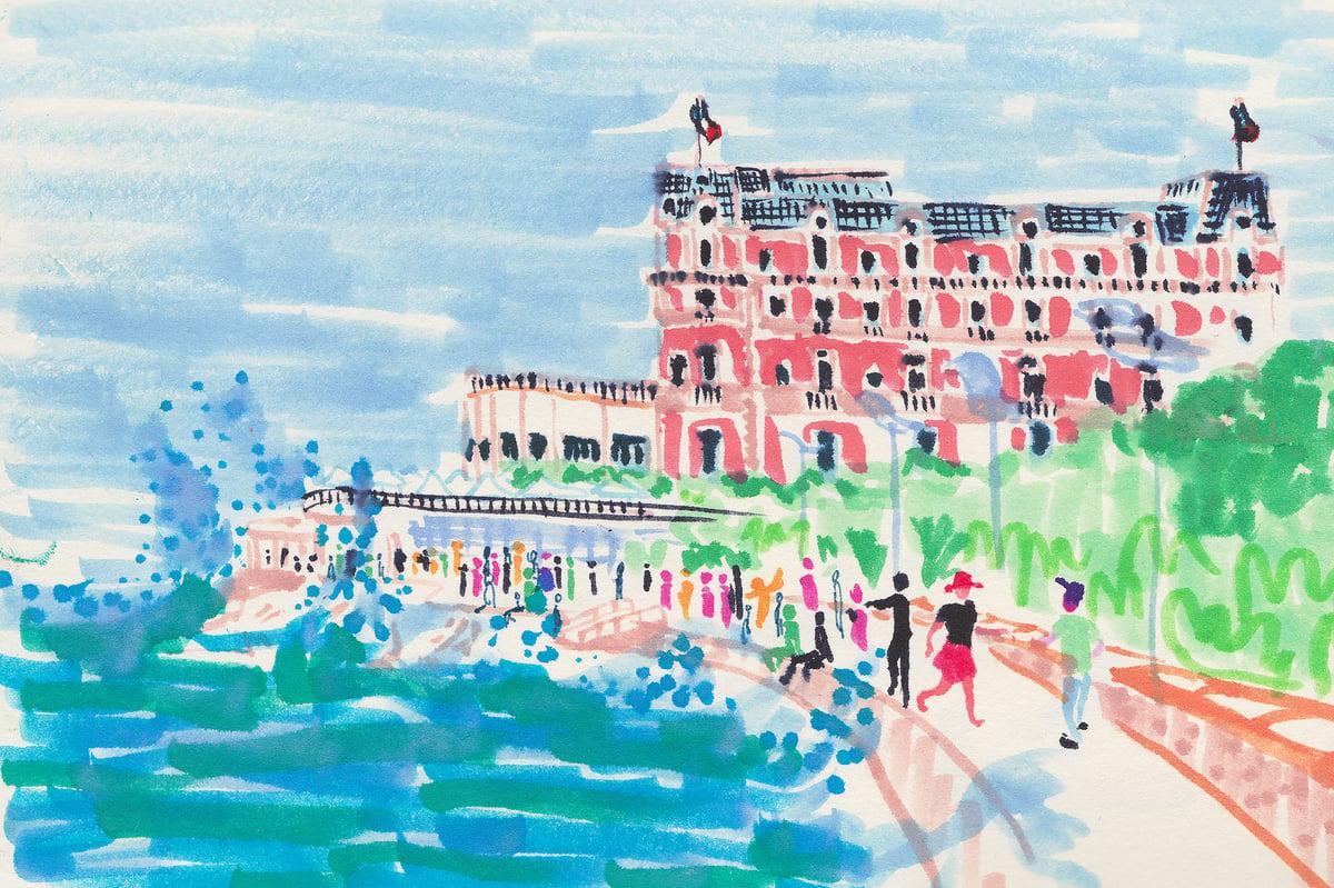 Image of A6 Illustration