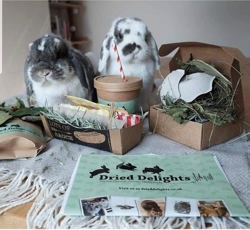 Image of 'The Hoppy Meal' Box!