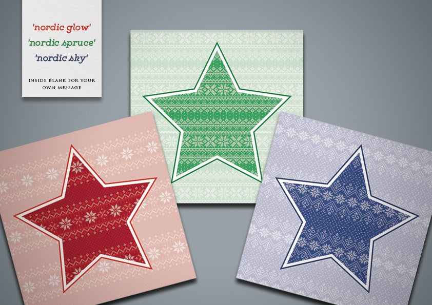 Image of Nordic Greetings Cards (pack)