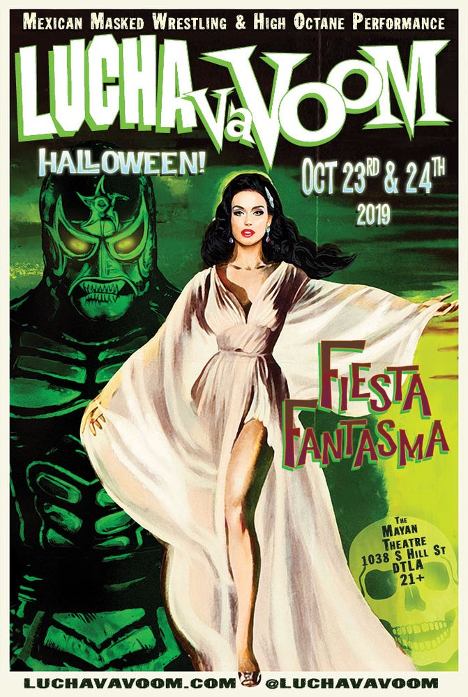 "Image of Halloween T-Shirt ""Fiesta Fantasma"""