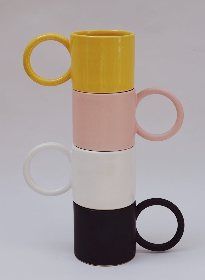 Image of Round handle mug / L