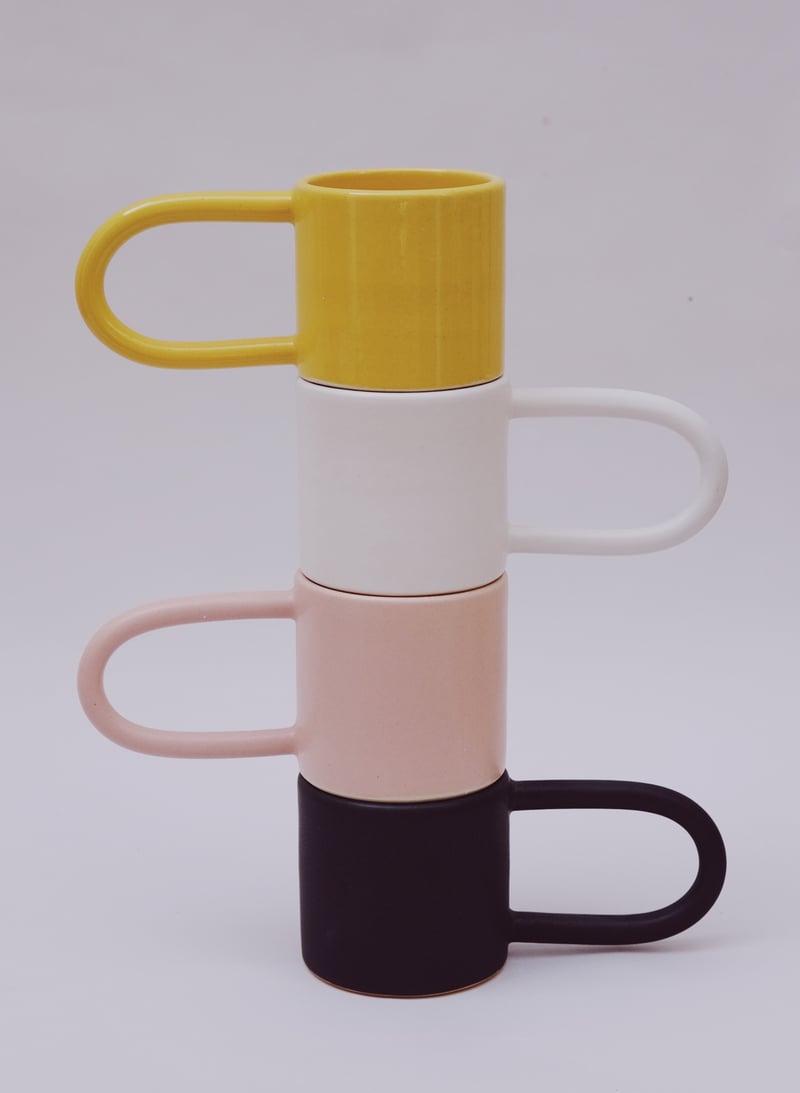 Image of Long handle mug / M