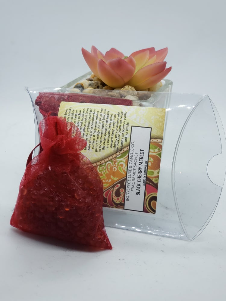 Image of FRAGRANCE SACHETS ( COME 2 IN A PACK )