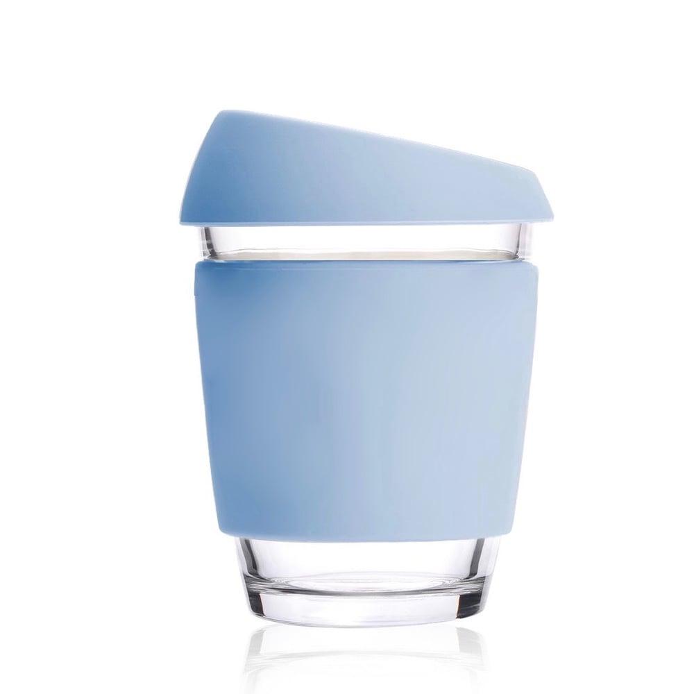 Image of 12oz Blue - Wave Glass