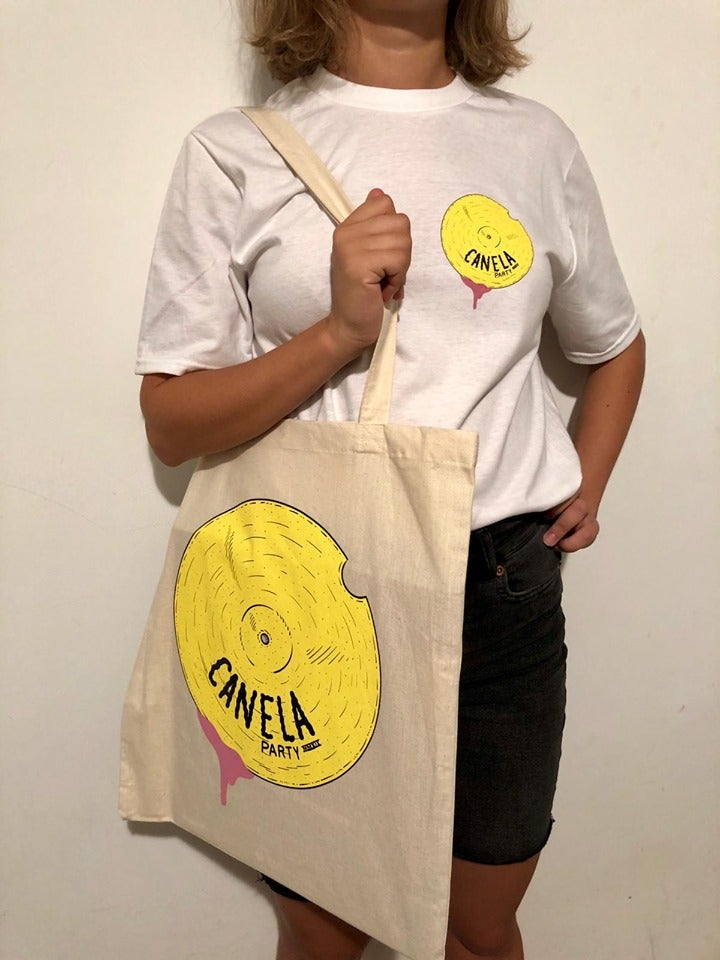 Image of Tote Bag CanelaParty