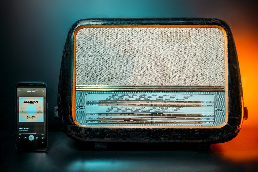 Image of  NOVA 5G5 (1949) RADIO D'EPOCA BLUETOOTH