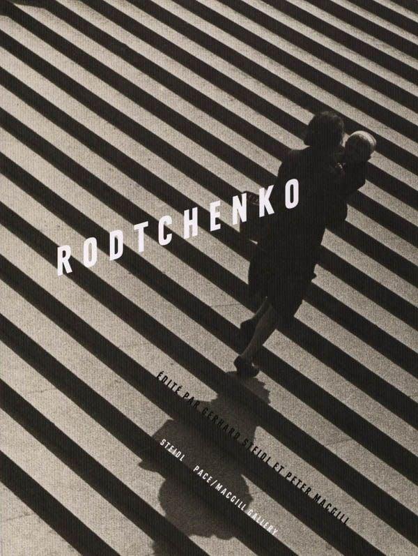 Image of [RODTCHENKO] RODTCHENKO - Edité par Gerhard Steidl et Peter Macgill