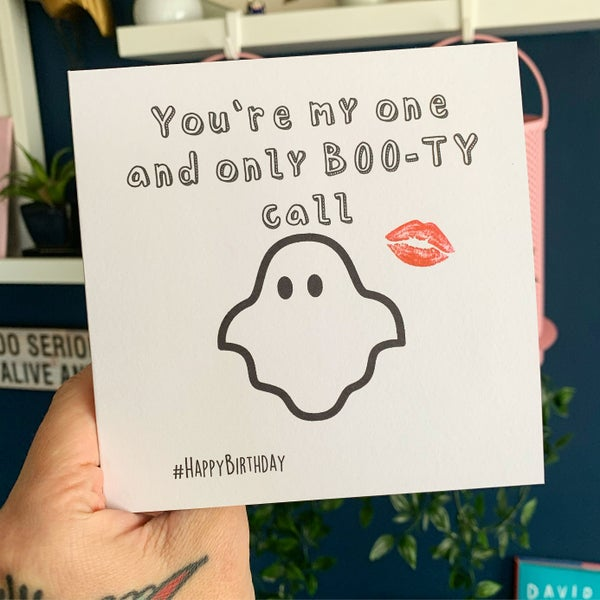Image of BOO-TY Call