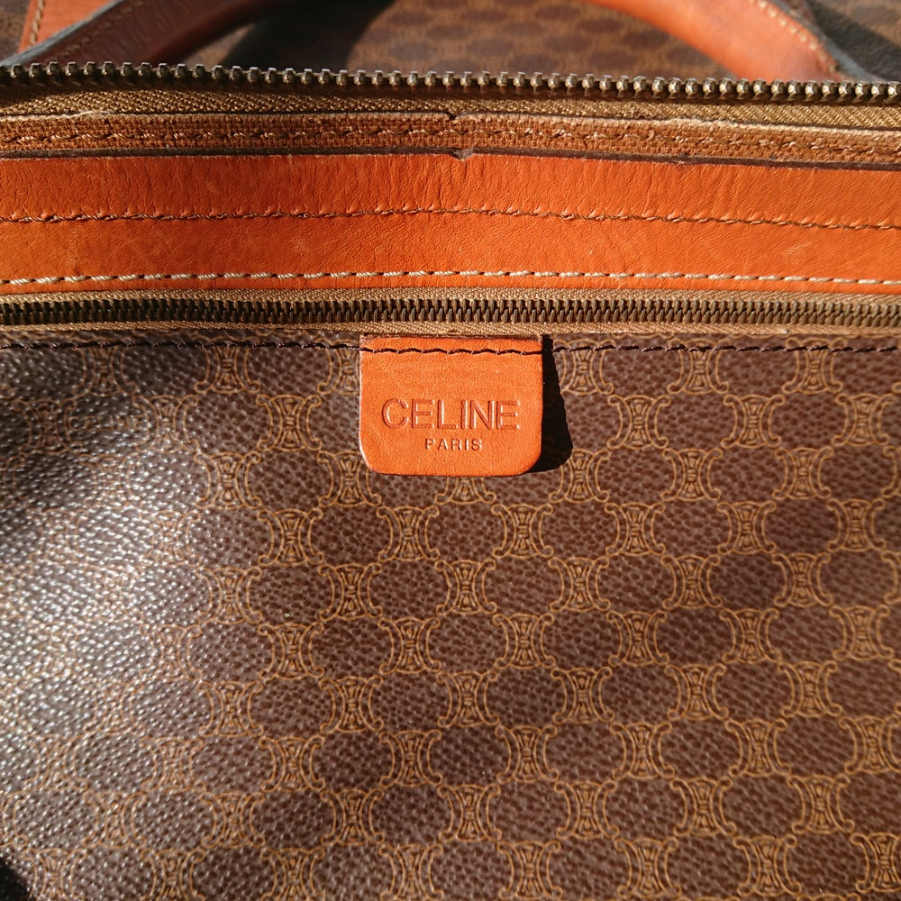 Image of Celine Monogram Travel Bag