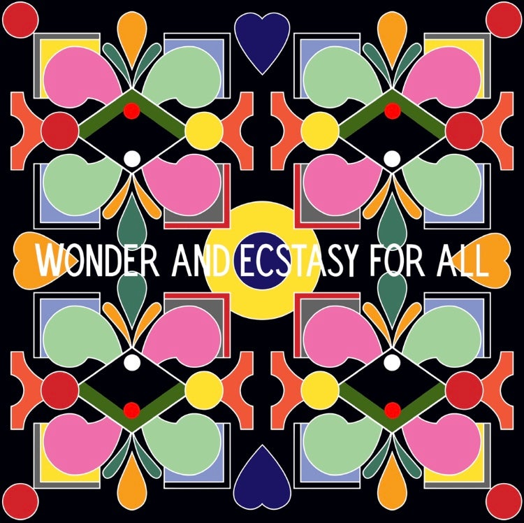 Image of Wonder And Ecstasy For All, 2019 50cm2 and 12inch Print