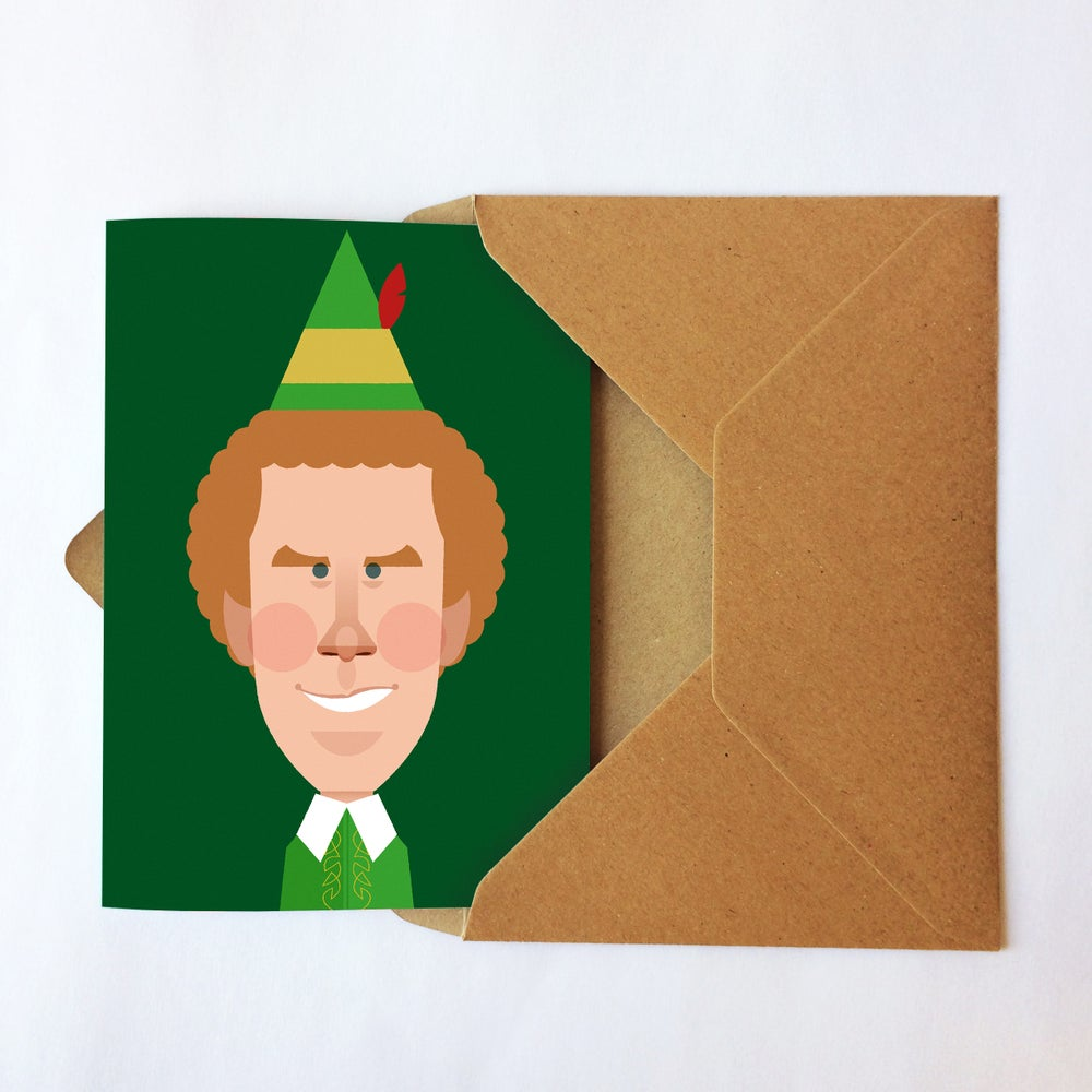 Image of Elf Card