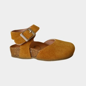 Image of Sandals Astrid Mustard