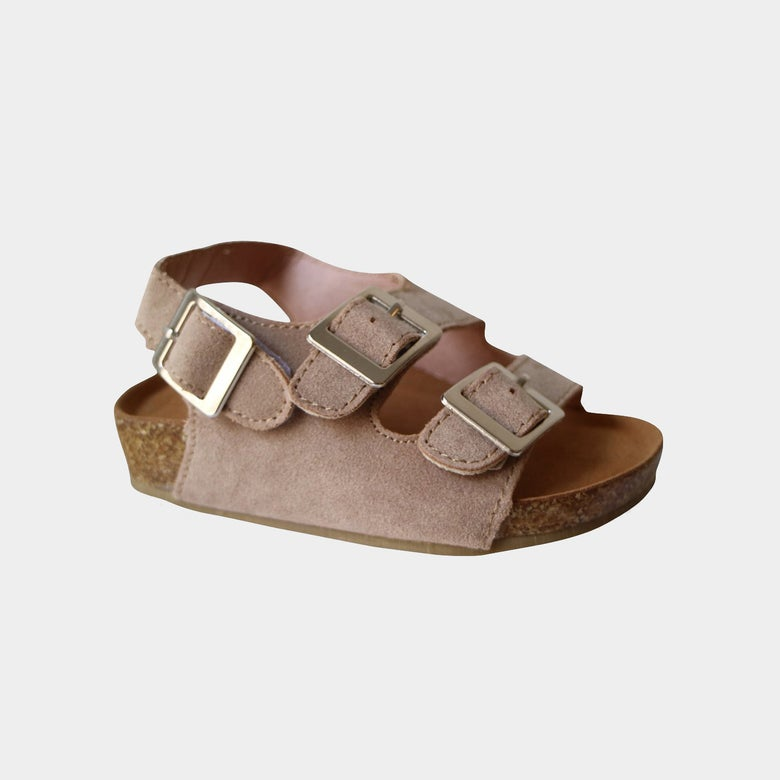 Image of Vacay Sandals Beige
