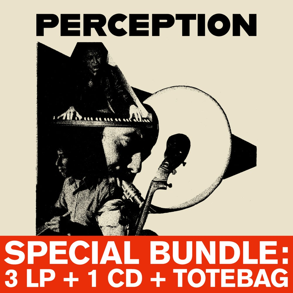 Image of PERCEPTION - PERCEPTION - & FRIENDS - MESTARI - LIVE AT LE STADIUM SPECIAL BUNDLE