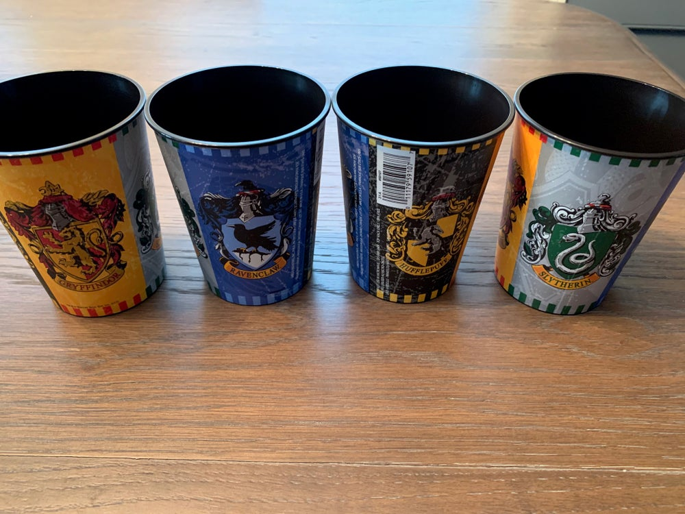 Image of 16oz Harry Potter Butter Beer Cups