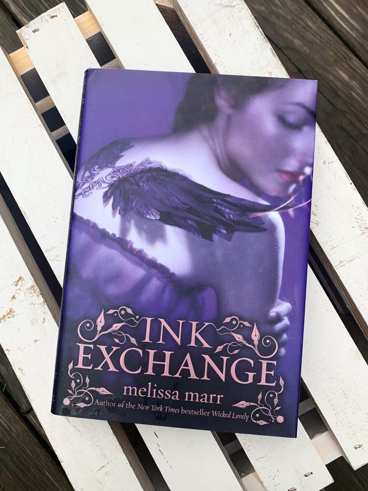 Image of Ink Exvhange #2 [Paperback]