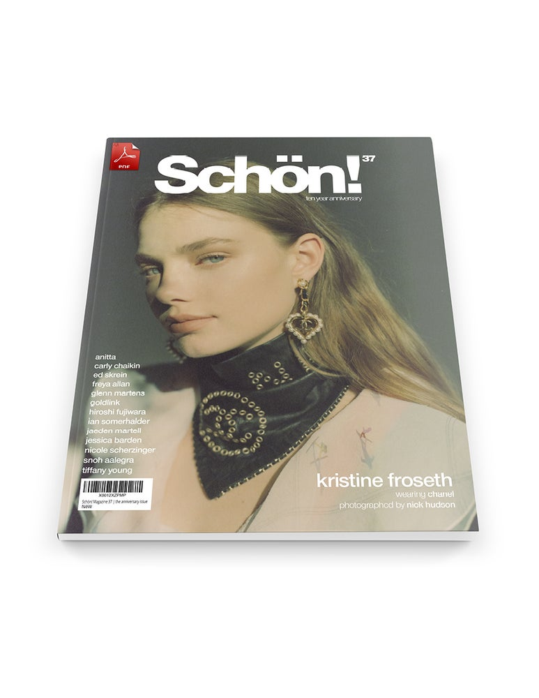 Image of Schön! 37 | Kristine Froseth by Nick Hudson | eBook download