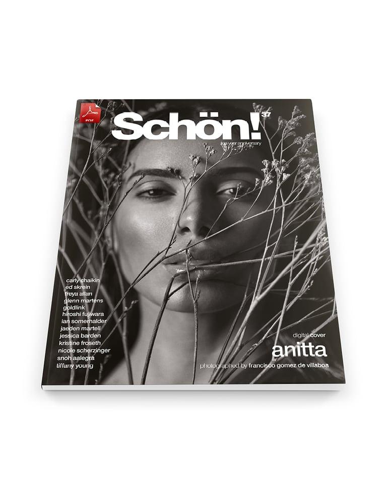 Image of Schön! 37 | Anitta by Francisco Gomez de Villaboa | eBook download