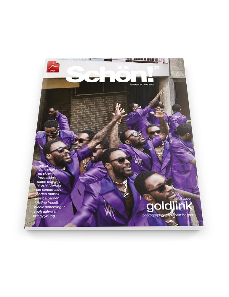 Image of Schön! 37 | GoldLink by Robert Harper | eBook download