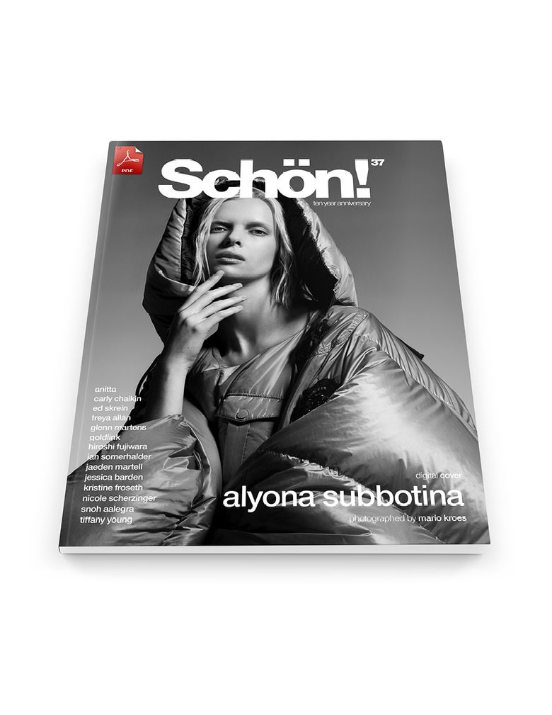 Image of Schön! 37 | Alyona Subbotina by Mario Kroes | eBook download