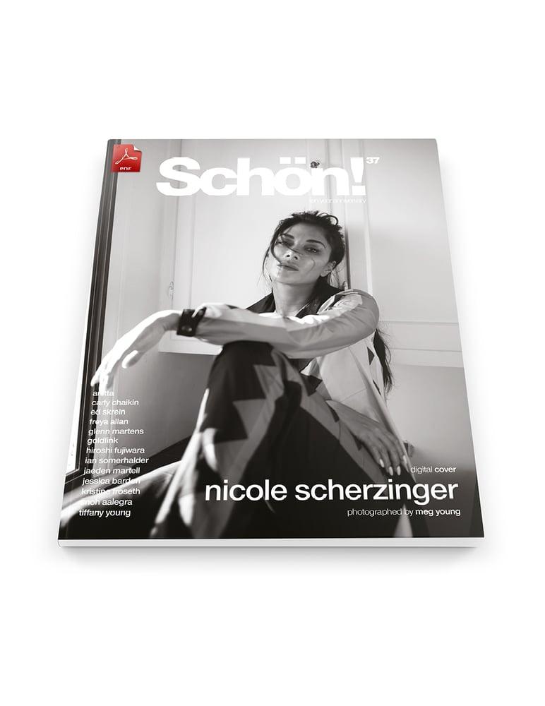 Image of Schön! 37 | Nicole Scherzinger by Meg Young | eBook download