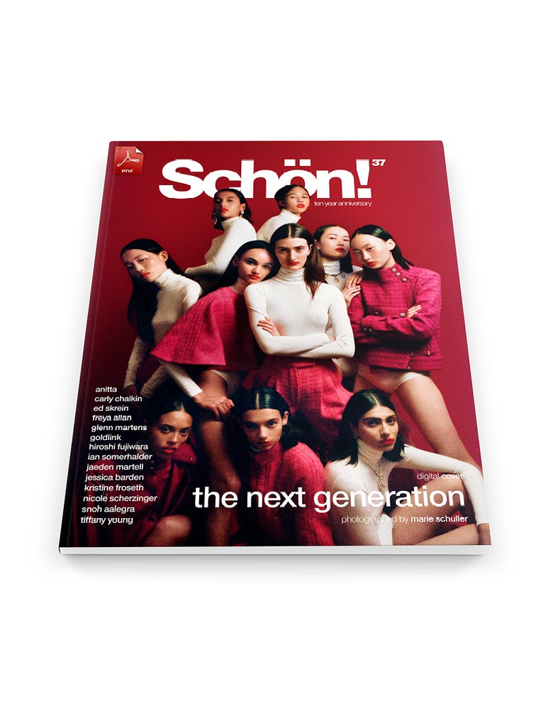 Image of Schön! 37 | The Next Generation by Marie Schuller | eBook download