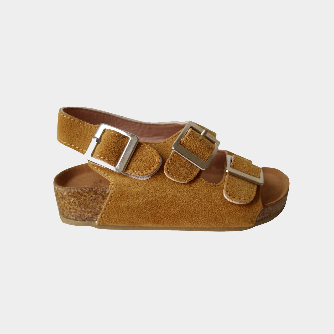 Image of Vacay Sandals Mustard
