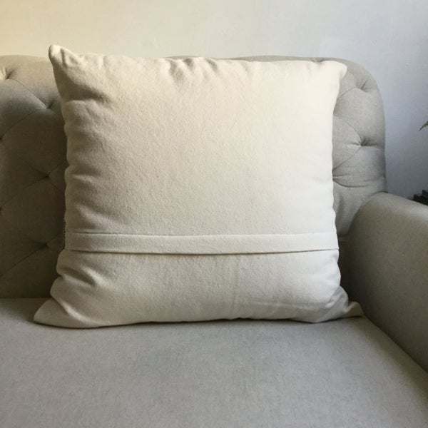 Image of Skyline Pillow - Midnight