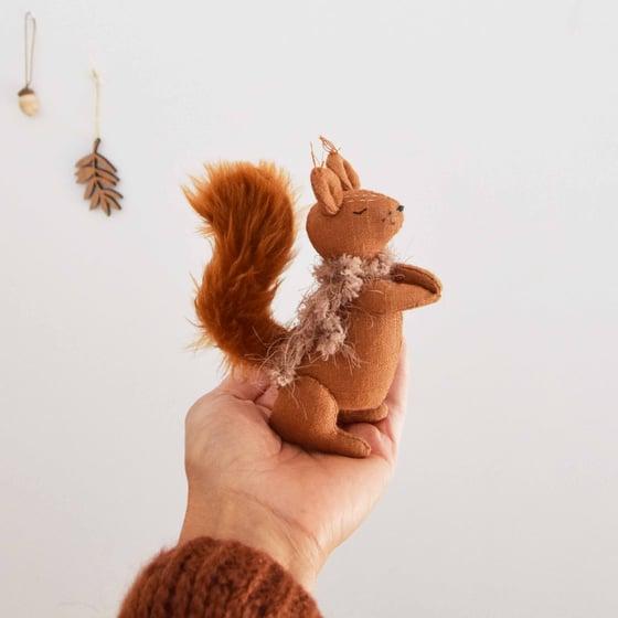 Image of Mini Écureuil wild écharpe