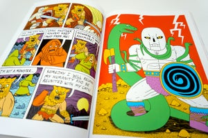 Image of Teagle Comics - The Collected Edition