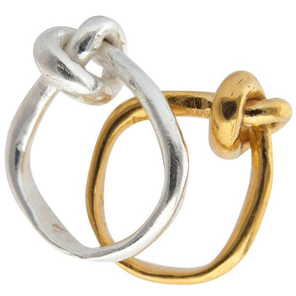 Image of Layla knot ring