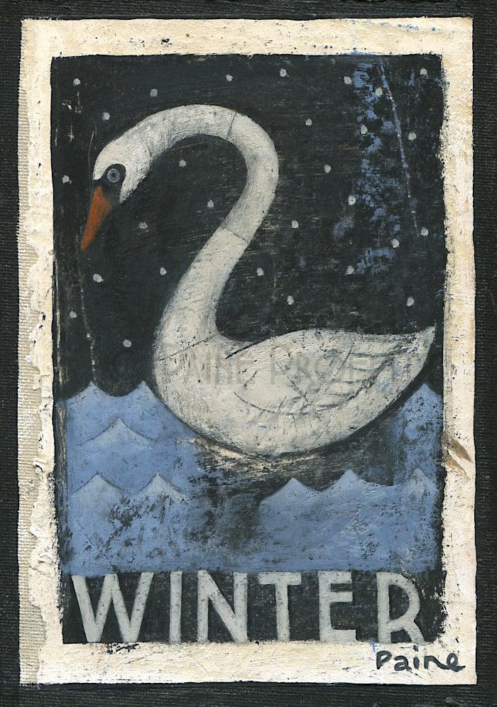 Image of Winter Swan