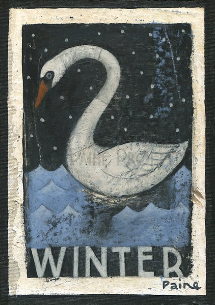 Image of Winter Swan
